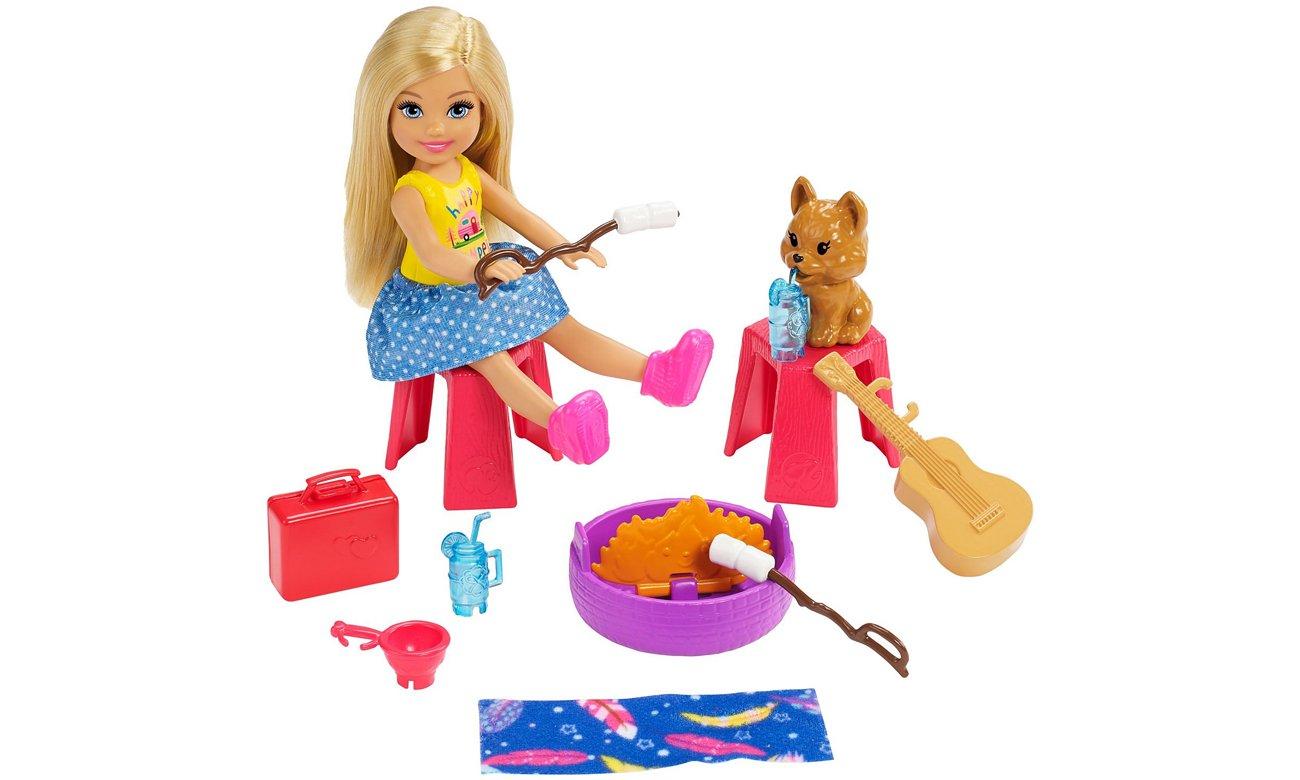 barbie chelsea zestaw