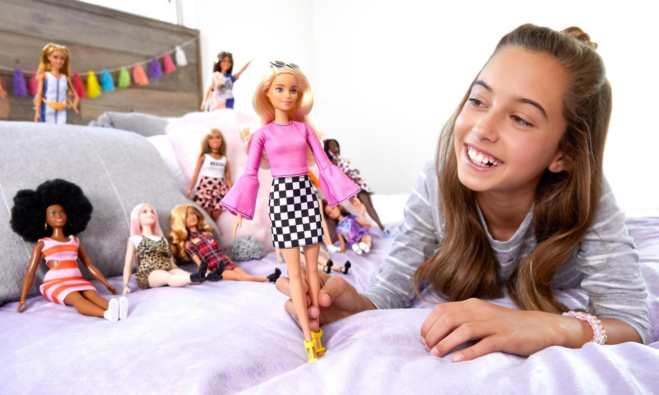 Mattel Barbie Fashionistas Modne Przyjaciółki wzór 104