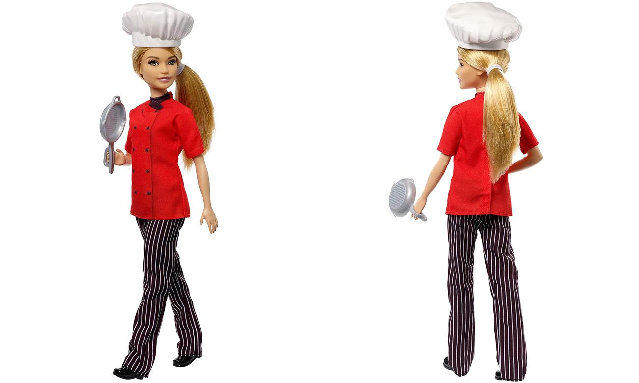 Mattel Barbie Kariera Szef Kuchni