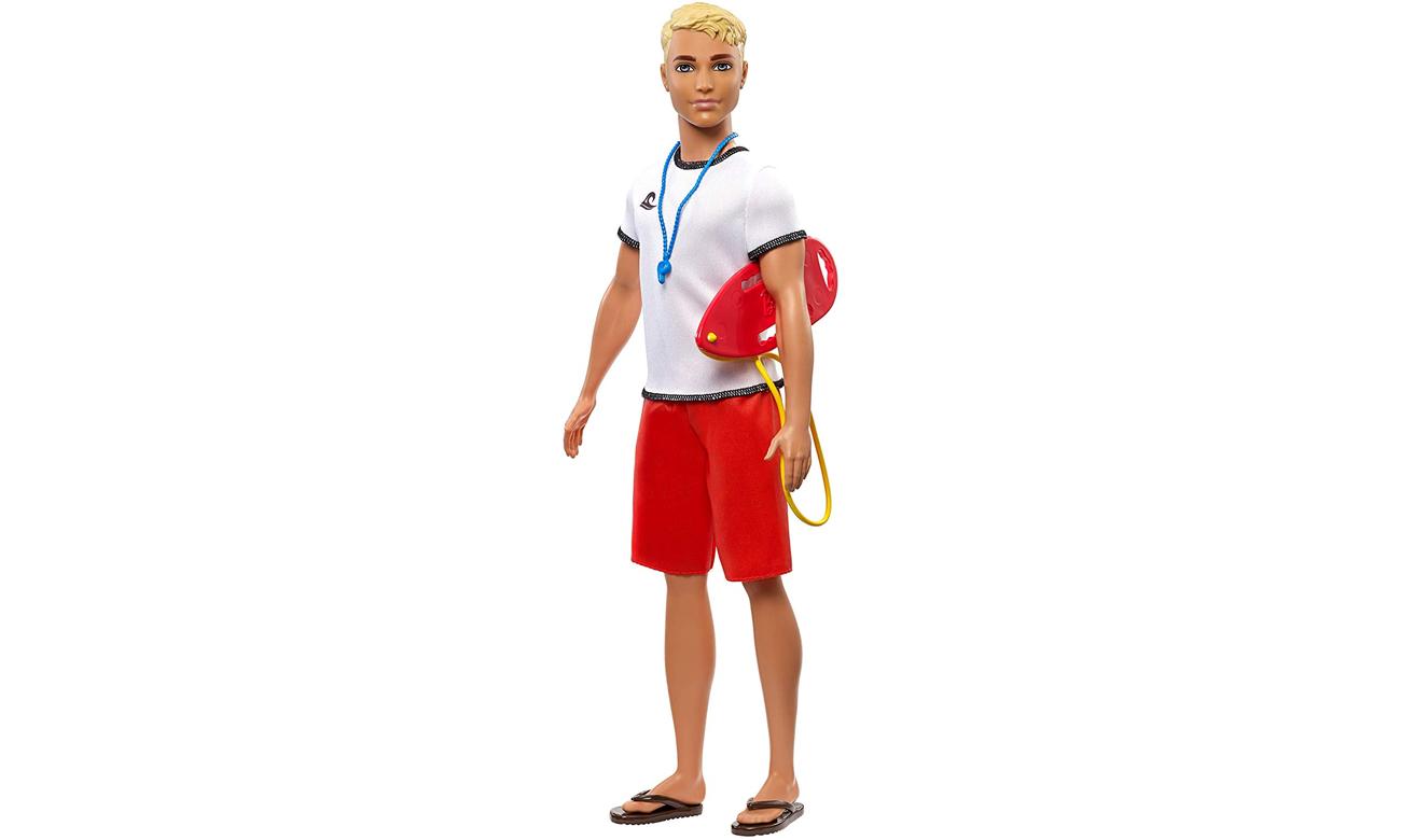 Mattel Barbie Ken Kariera Ratownik