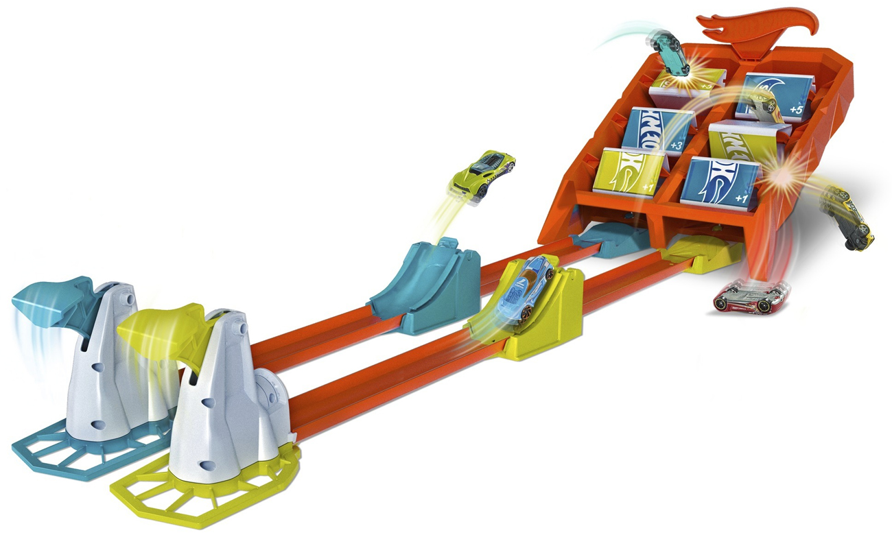 Mattel Hot Wheels Action Zestaw Skok do celu