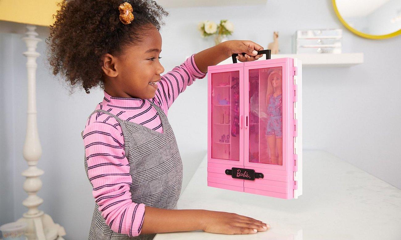szafa dla lalki barbie
