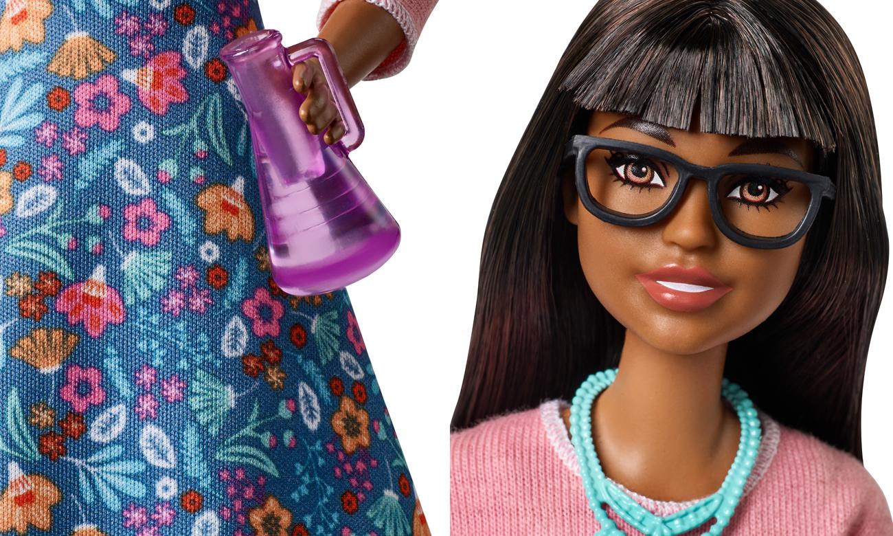 barbie nauczycielka
