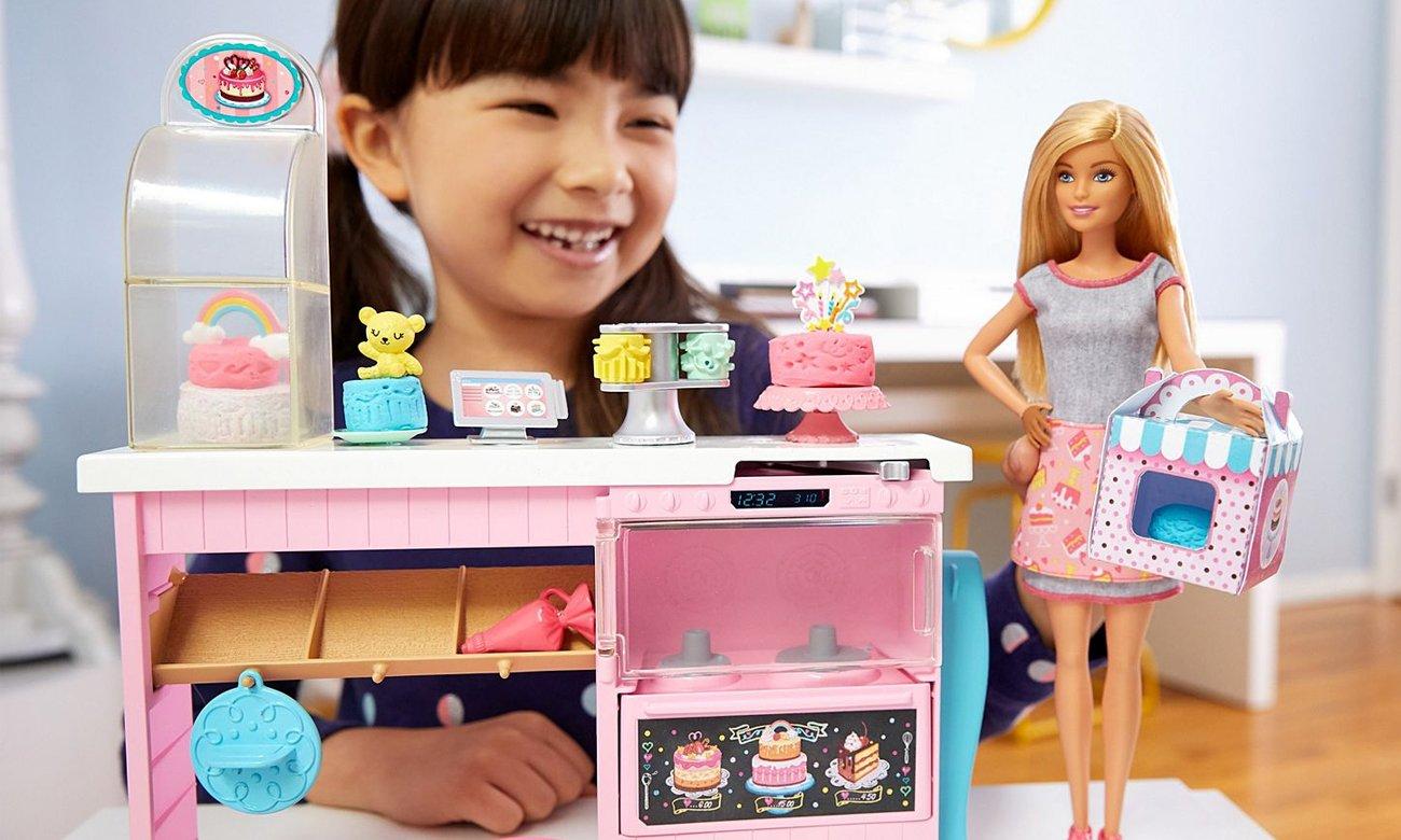 barbie bufet