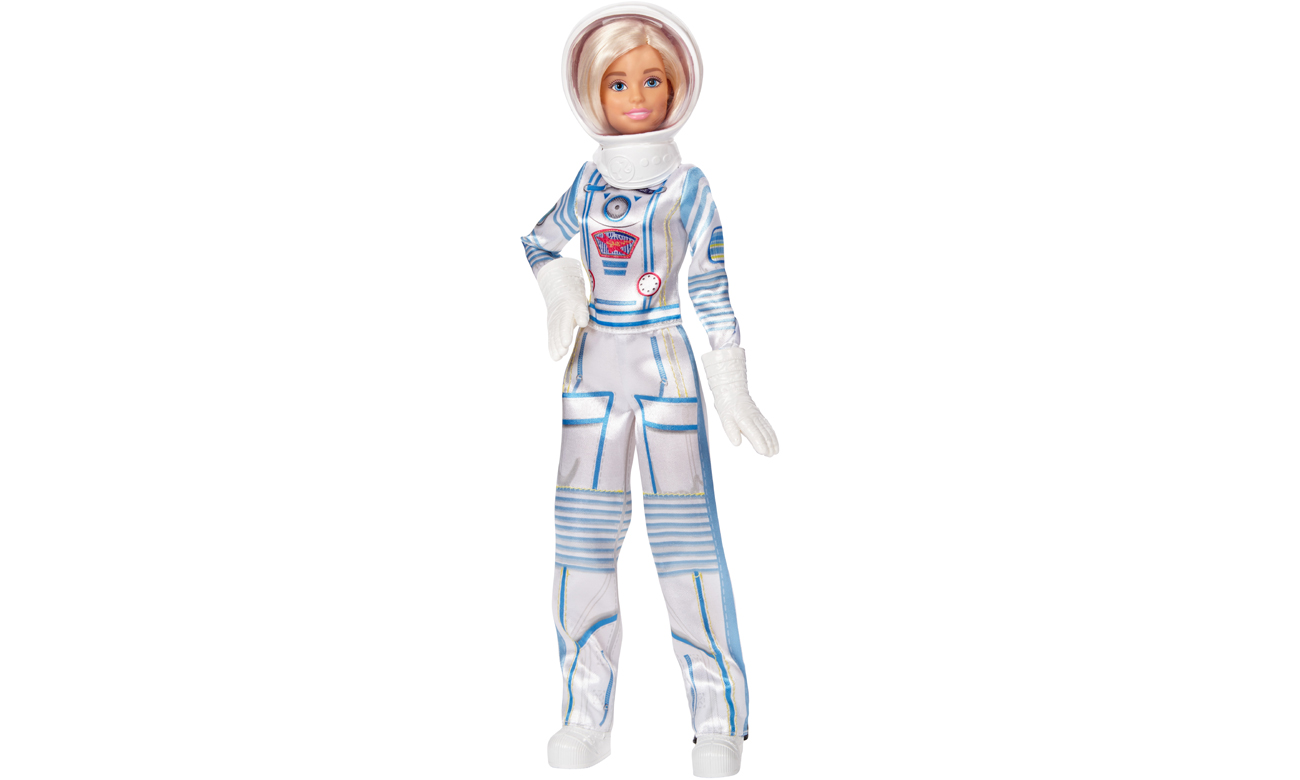 Mattel Barbie Kariera 60 urodziny Lalka Kosmonautka