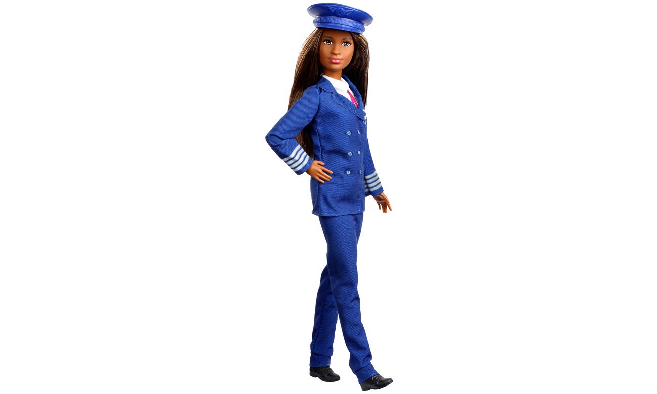 Mattel Barbie Kariera 60 urodziny Lalka Pilotka