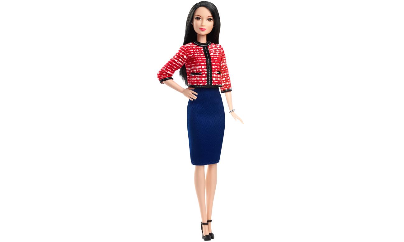 Mattel Barbie Kariera 60 urodziny Lalka Polityk
