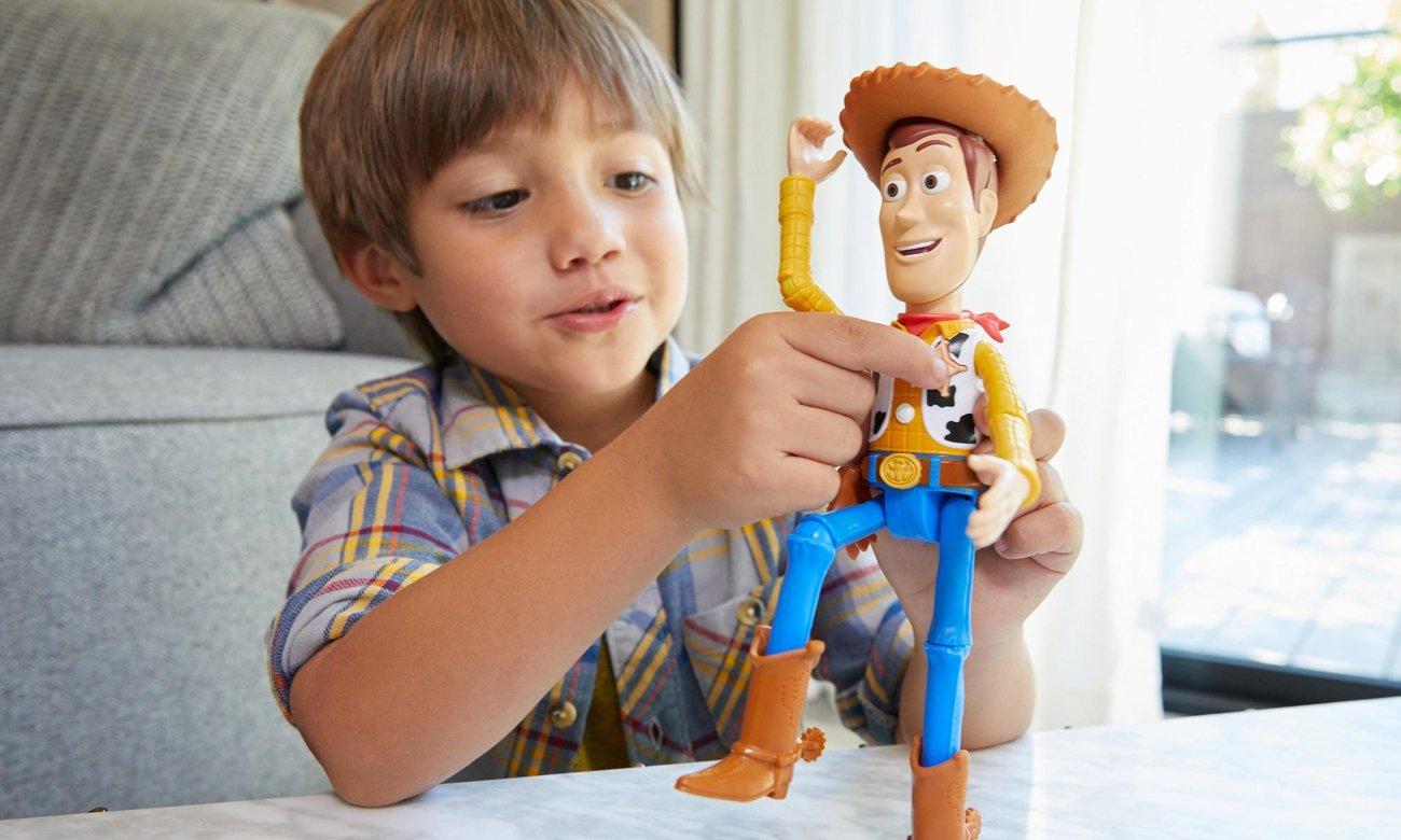 Mattel Toy Story 4 Mówiący Chudy
