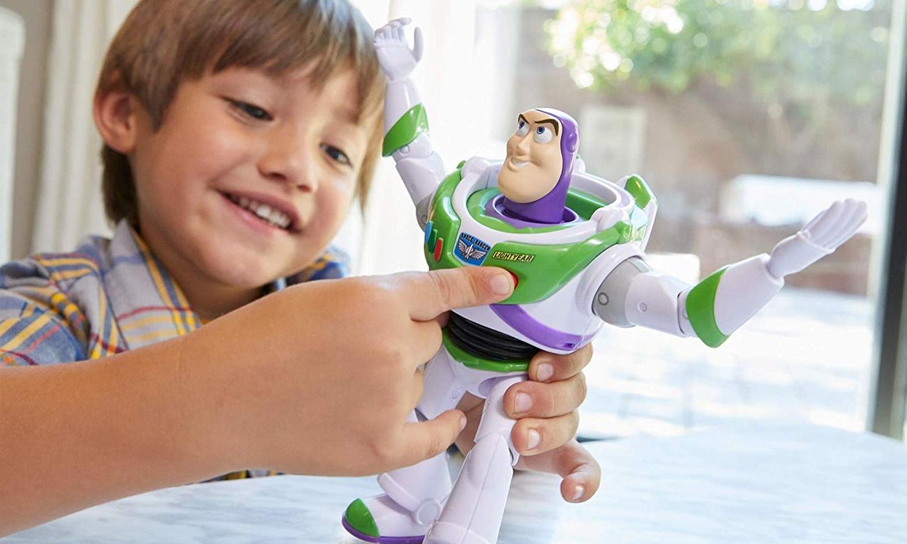 Mattel Toy Story 4 Mówiący Buzz
