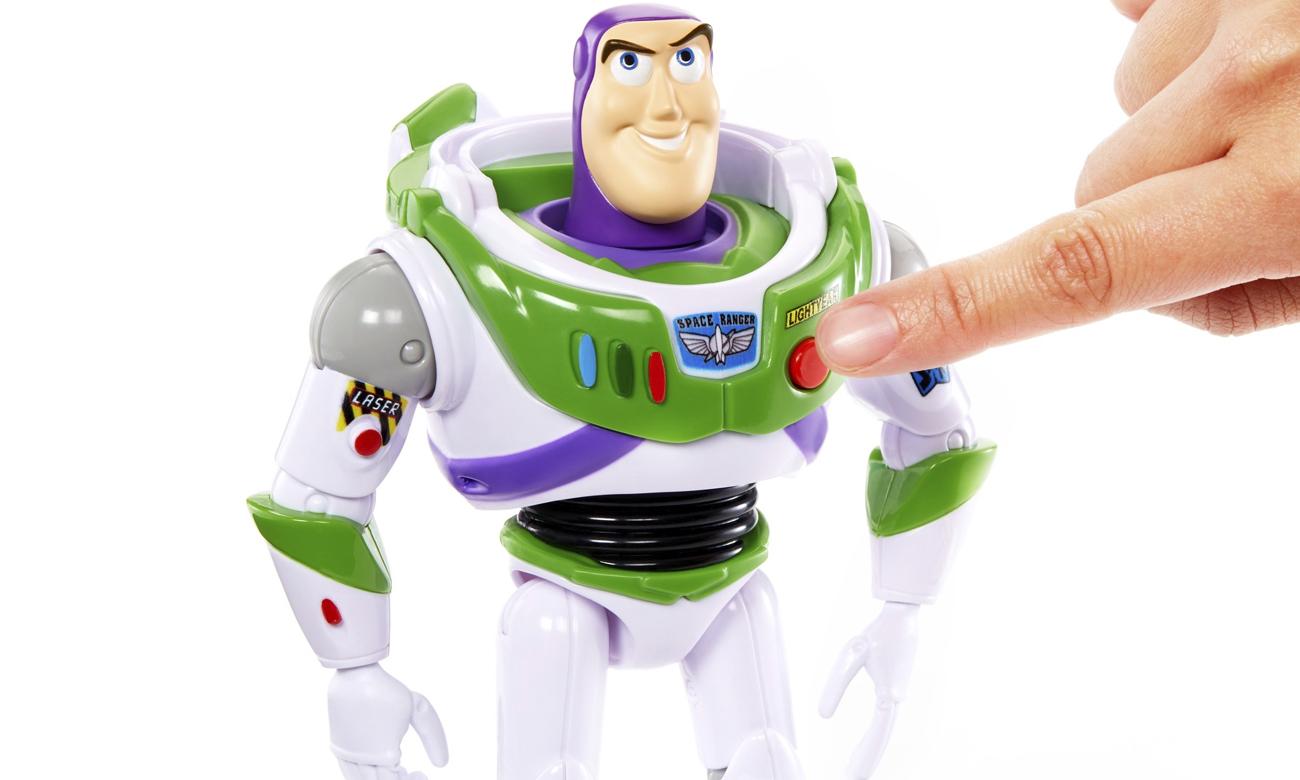 mówiący buzz astral zabawka