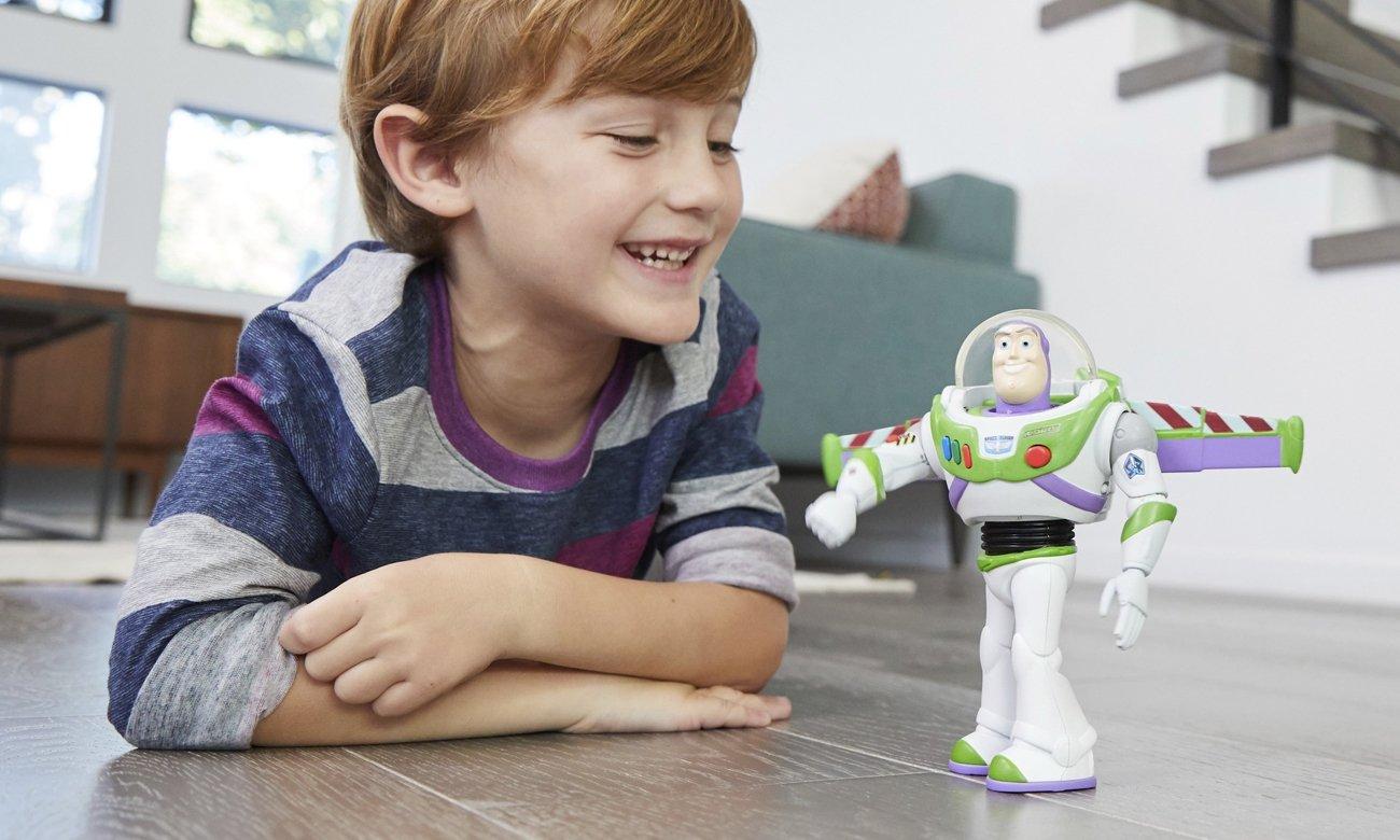 Mattel Toy Story 4 Interaktywny mówiący Buzz
