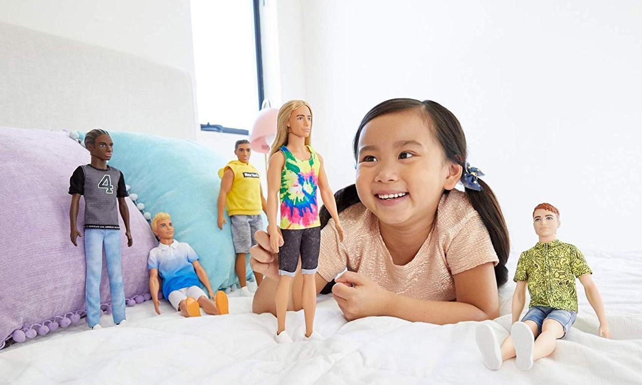 Mattel Barbie Stylowy Ken wzór 138