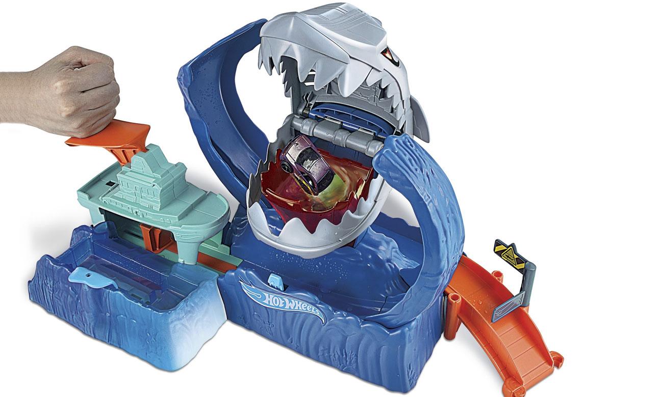 Hot Wheels Roborekin GJL12