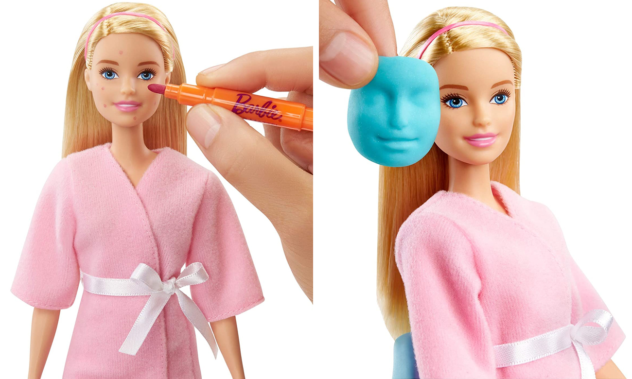 barbie kąpiel wanna