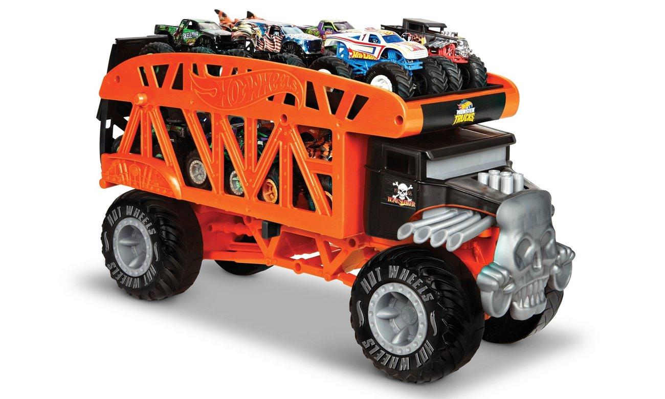 Mattel Hot Wheels Monster Trucks Monster Transporter