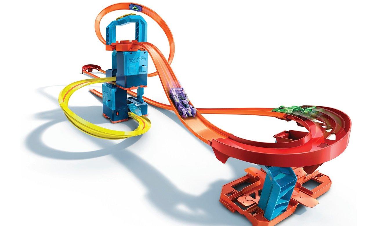 Mattel Hot Wheels Track Builders Zestaw Ultraprzyspieszenie