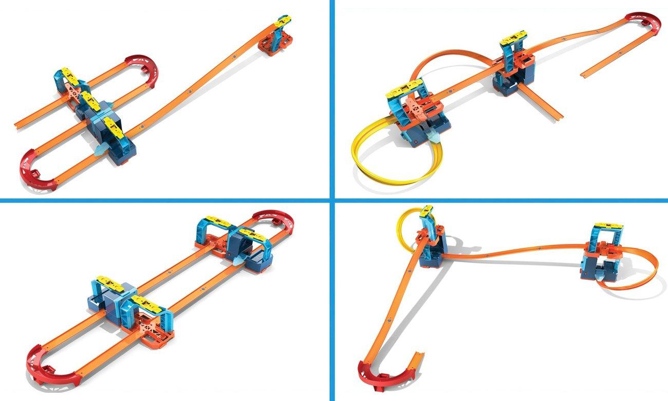 hot wheels zestaw track builders