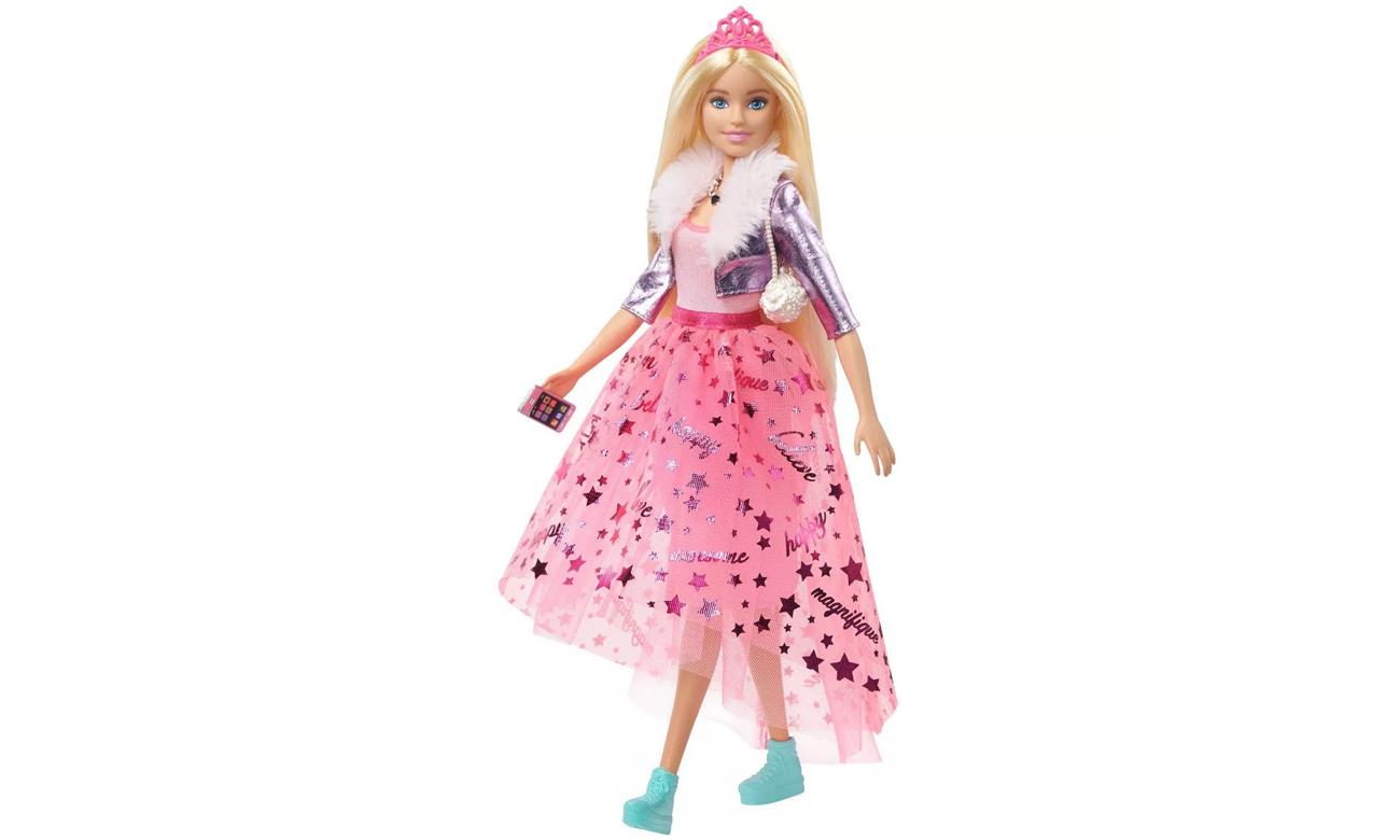 Mattel Barbie Przygody Księżniczek Lalka księżniczka Barbie
