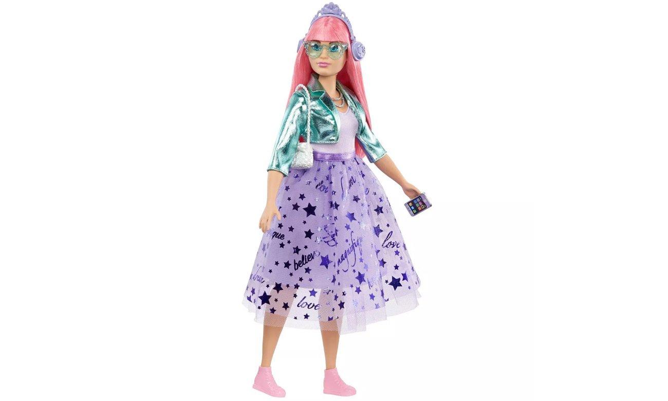 Mattel Barbie Przygody Księżniczek Lalka księżniczka Daisy