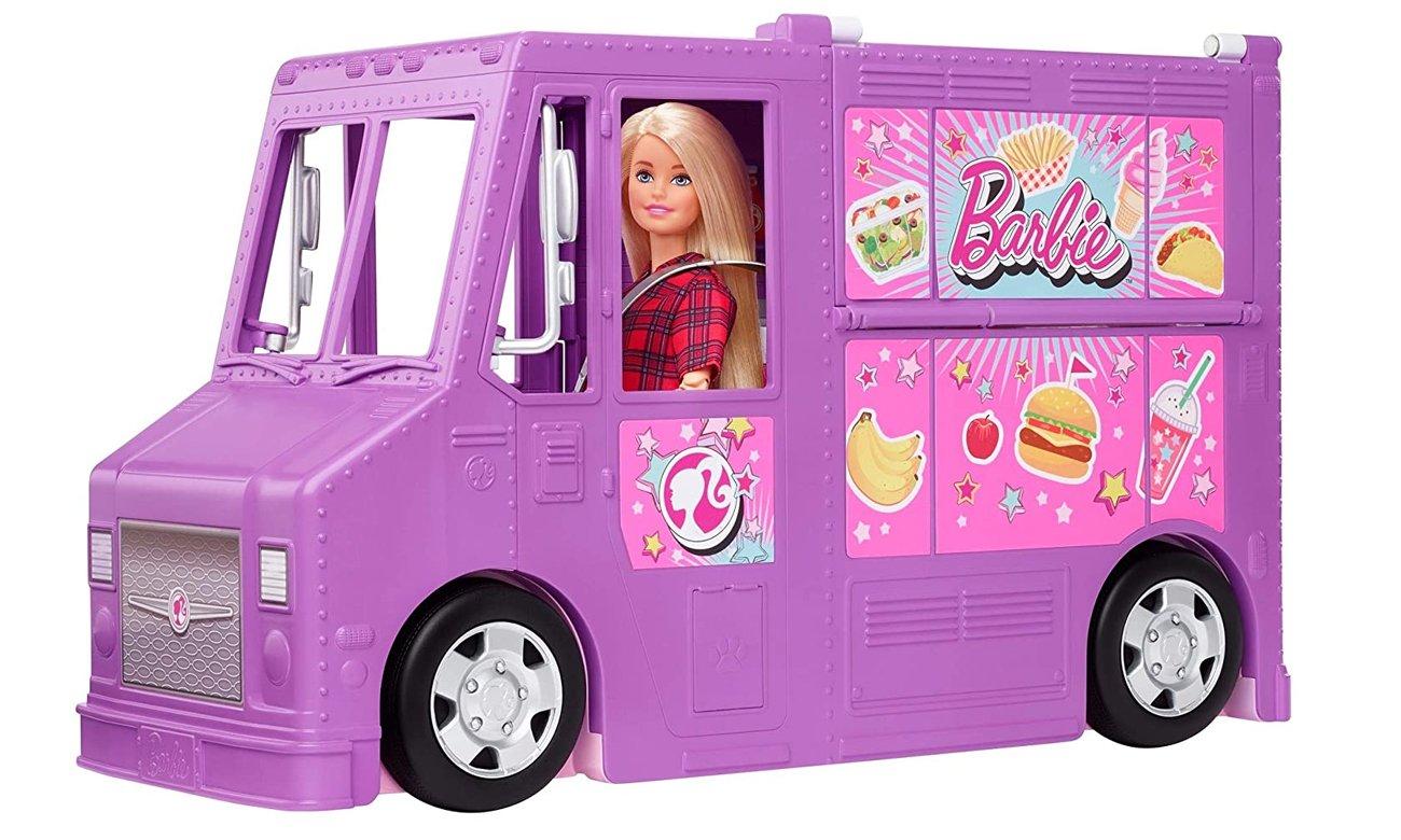 Mattel Barbie Foodtruck Zestaw do zabawy