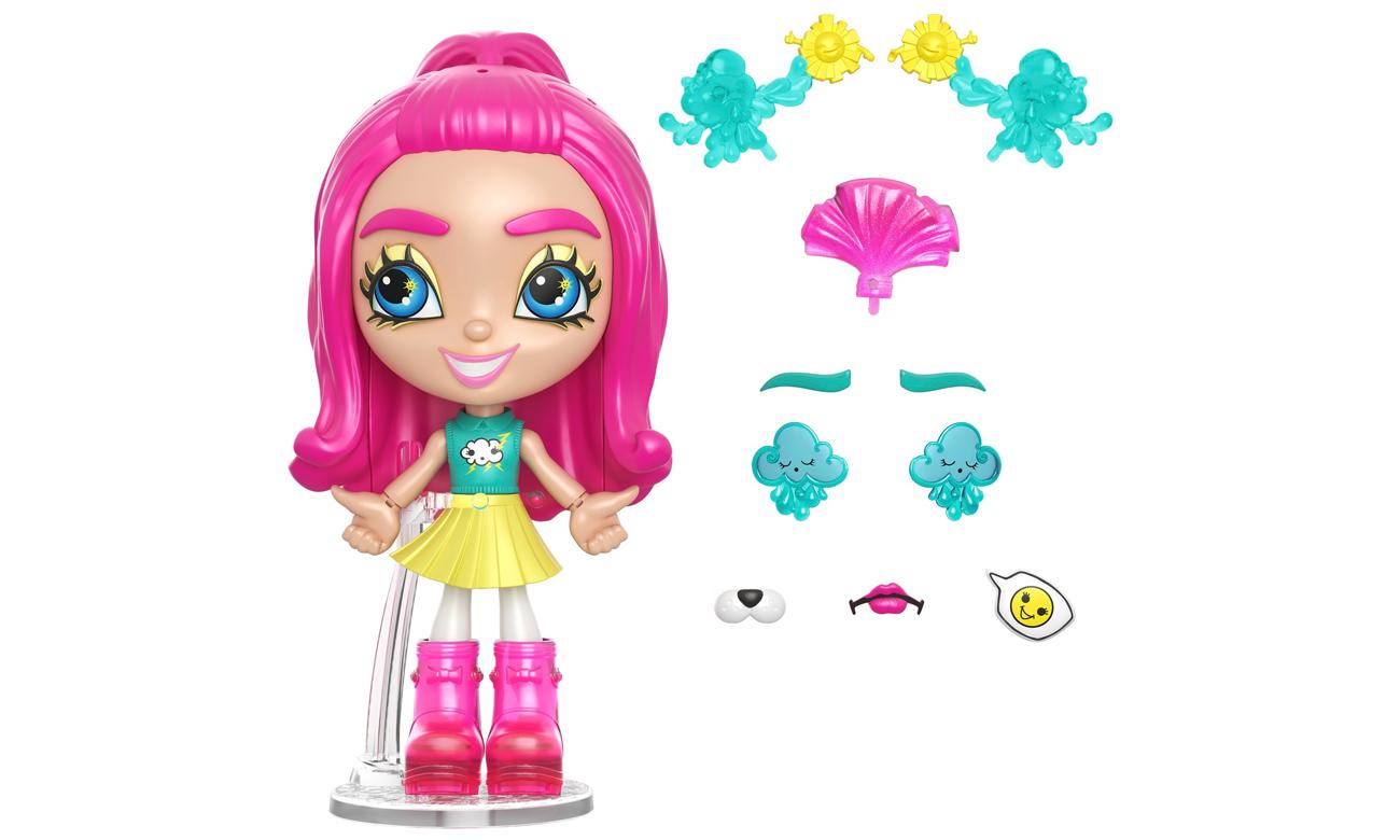Mattel Lotta Looks Lalka Skate Pop - Lalki i akcesoria - Sklep internetowy  - al.to