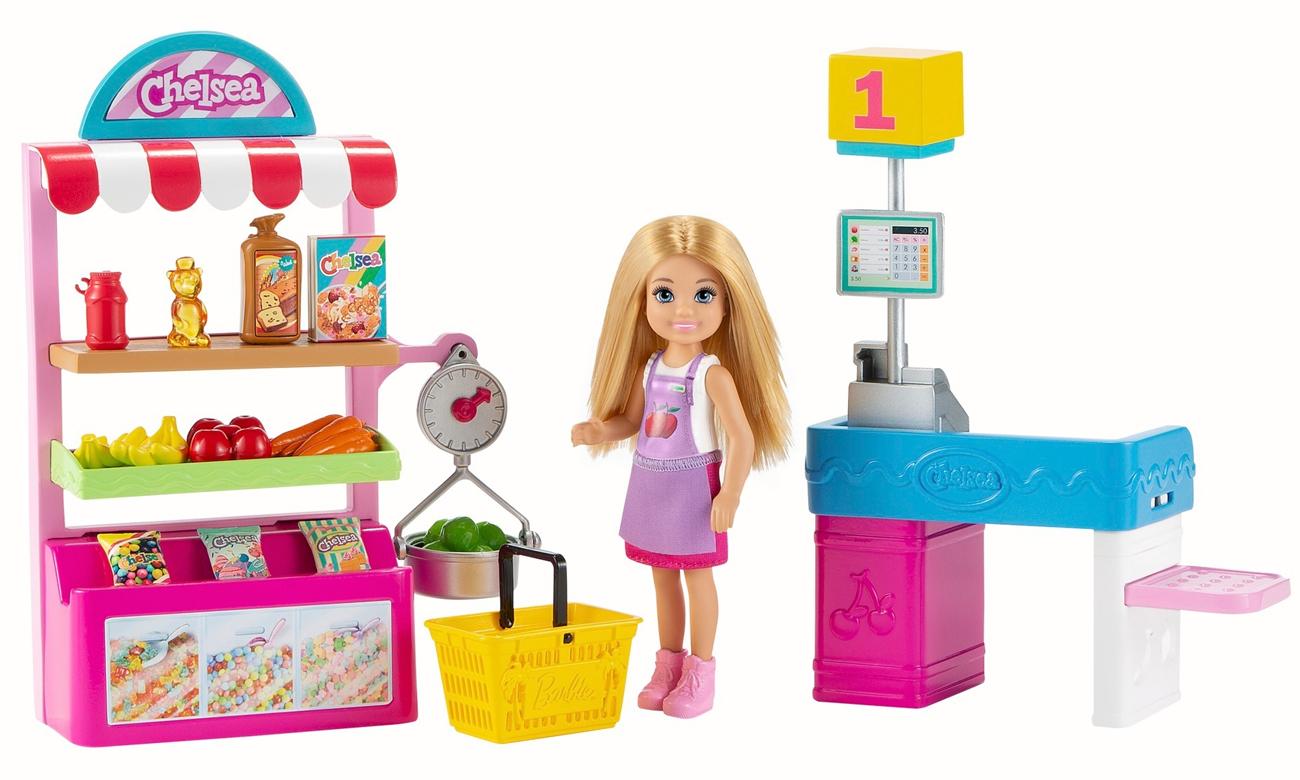Mattel Barbie Chelsea Supermarket