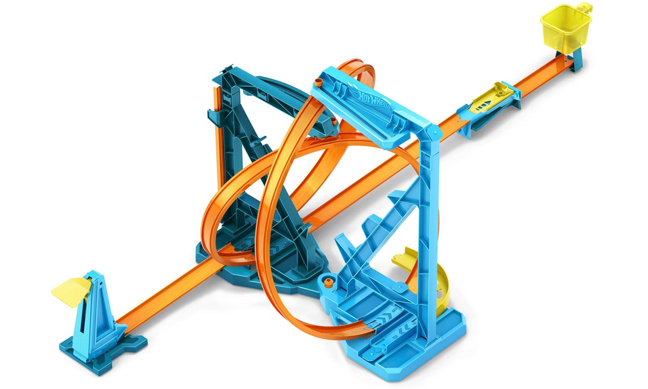 Mattel Hot Wheels Track Builder Pętla Megatransformacja