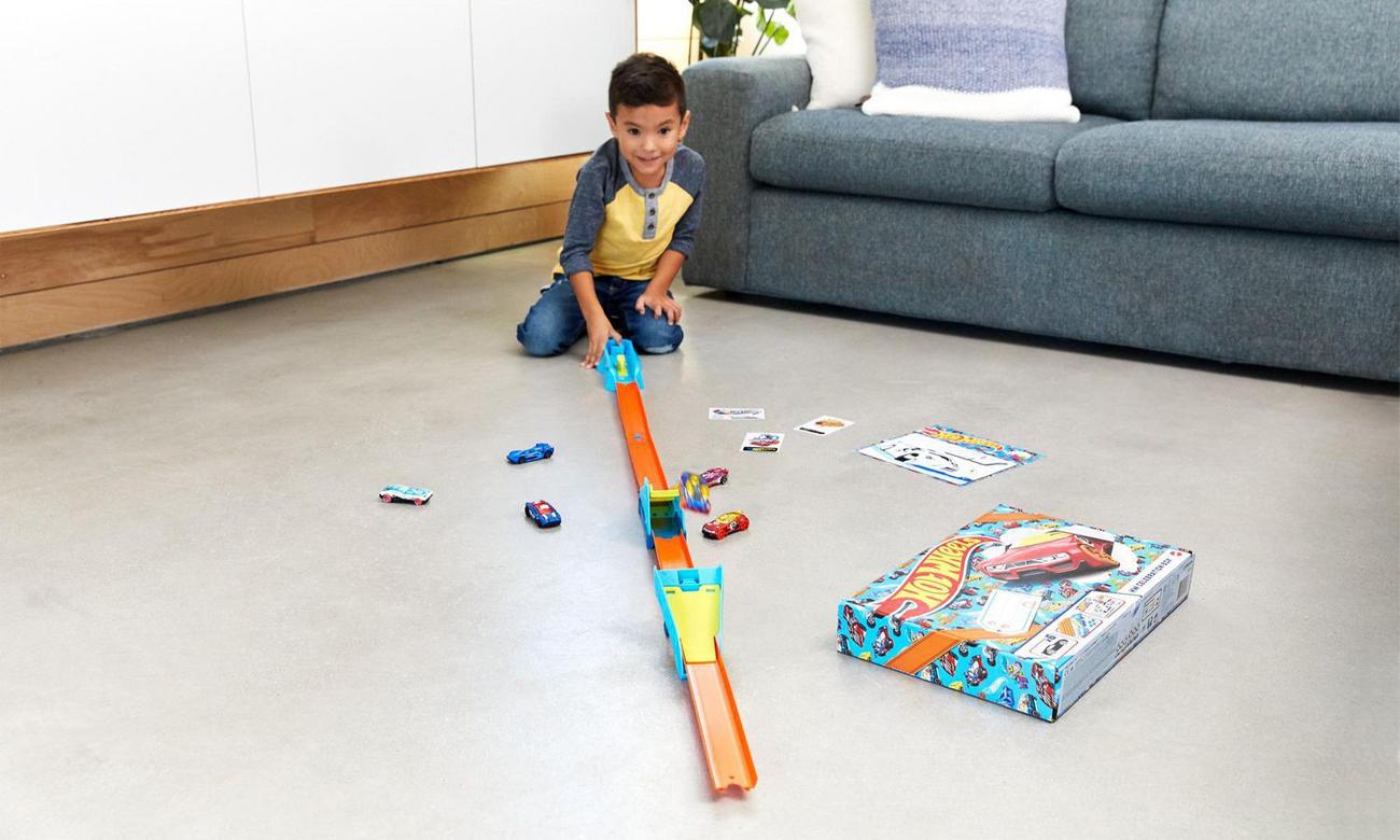 Mattel Hot Wheels Zestaw prezentowy