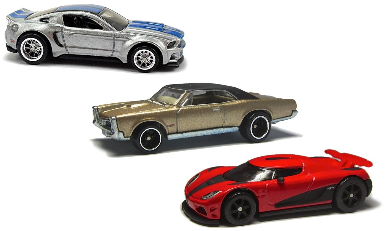 hot wheels zestaw 3 samochodzików