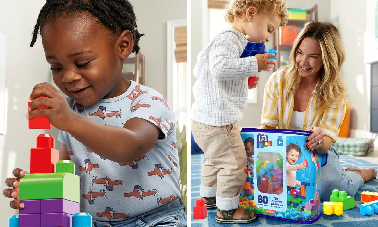 first builders klocki dla chłopców