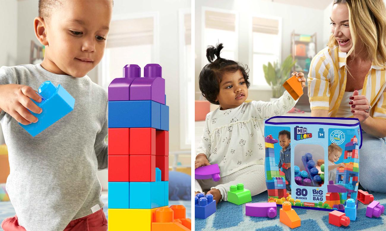 first builders klocki