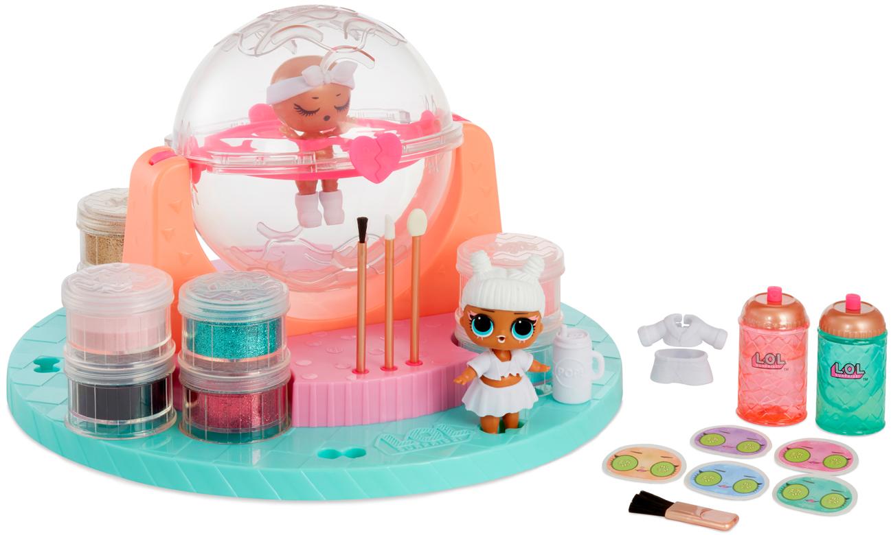MGA L.O.L. Surprise Błyszcząca fabryka dla lalek