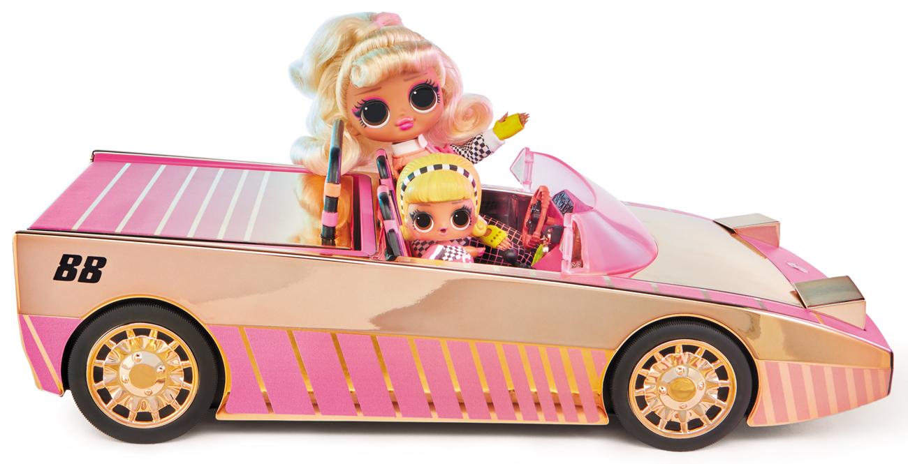 MGA L.O.L Surprise Samochód Kabriolet