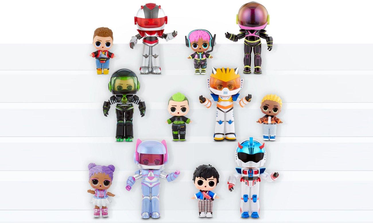 MGA L.O.L. Surprise Boys Arcade Heroes