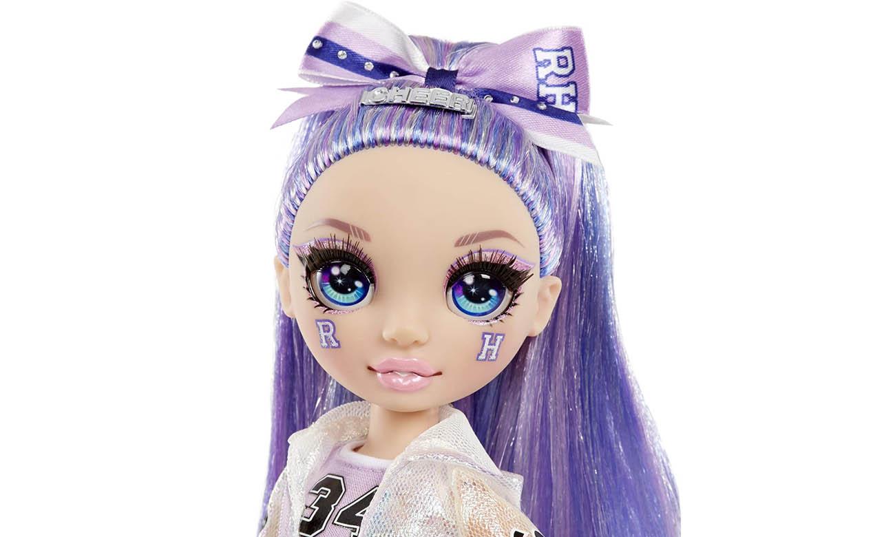 lalka rainbow high cheer doll