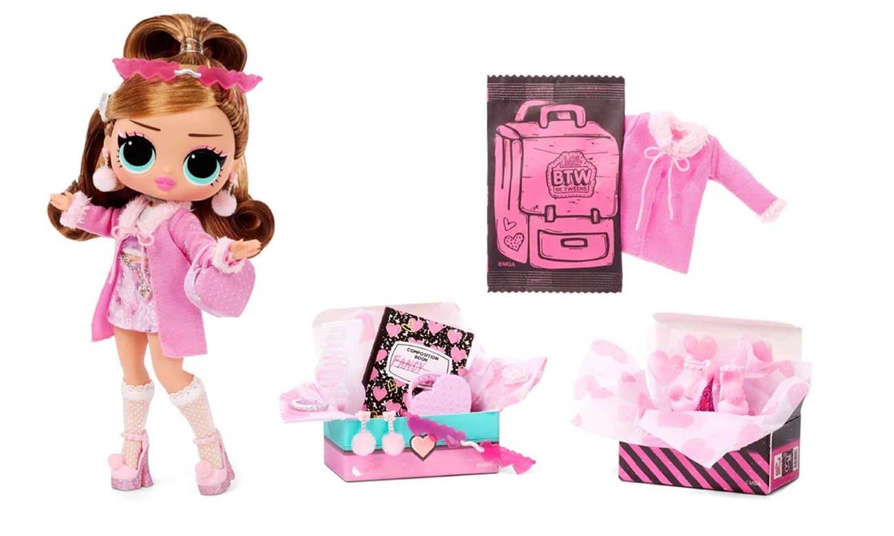 MGA L.O.L. Surprise!Tweens Doll- Fancy Gurl