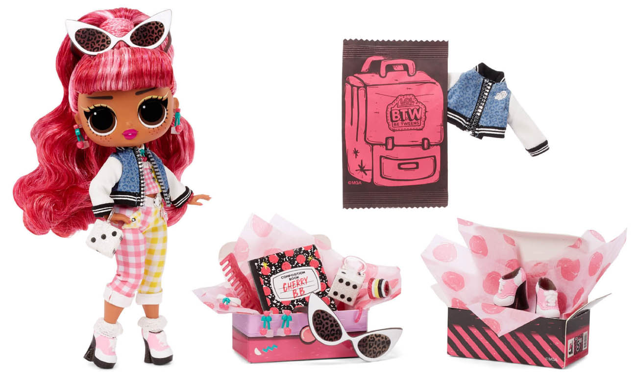 MGA L.O.L. Surprise!Tweens Doll- Cherry B.B.