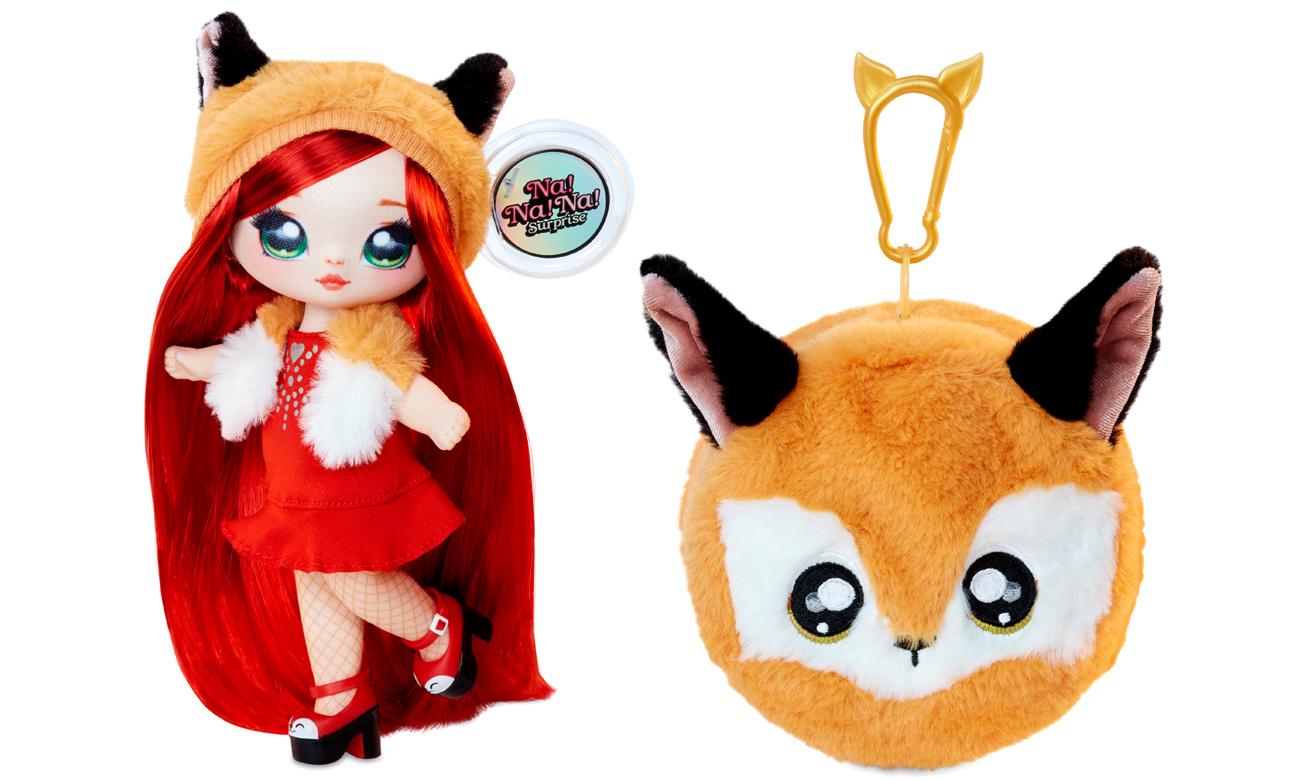 MGA Na!Na!Na! Surprise 2w1 Roxie Foxy