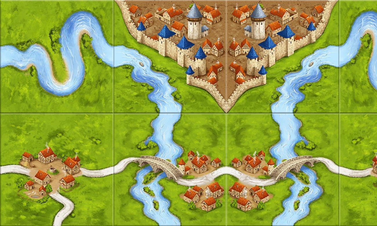 Mindok Carcassonne Big Box 6