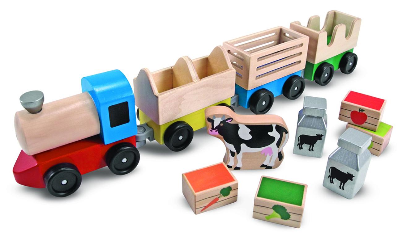 Pociąg farmera zestaw