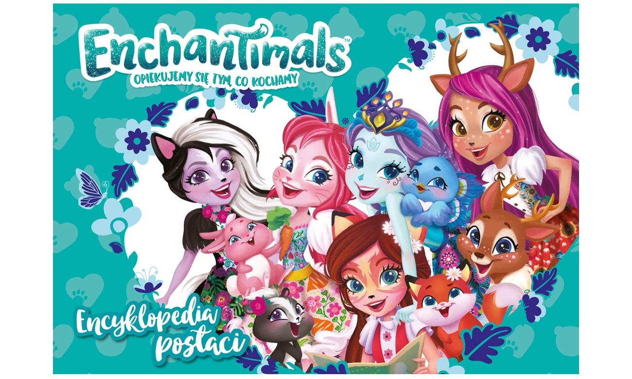 książeczka enchantimals pdf