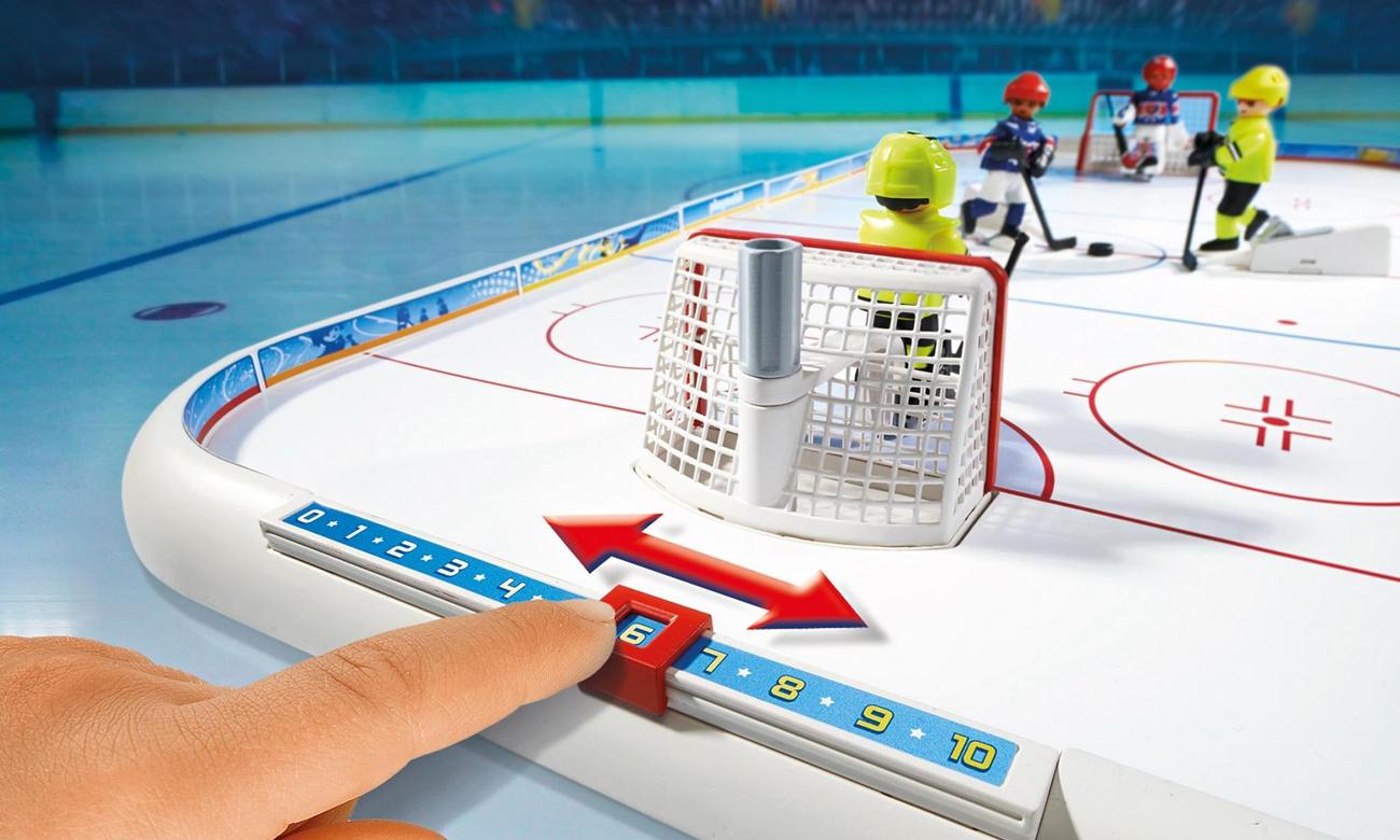 Zestaw PLAYMOBIL® Arena hokejowa 5594
