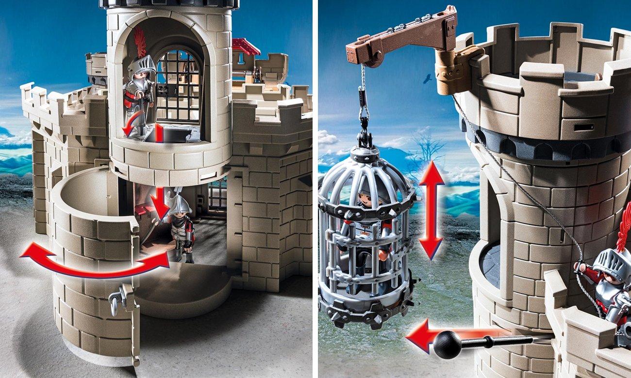playmobil zamek