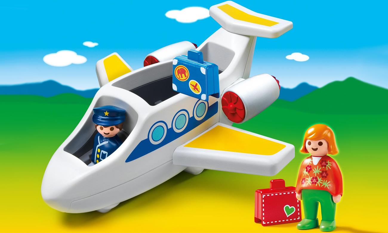 PLAYMOBIL Samolot pasażerski