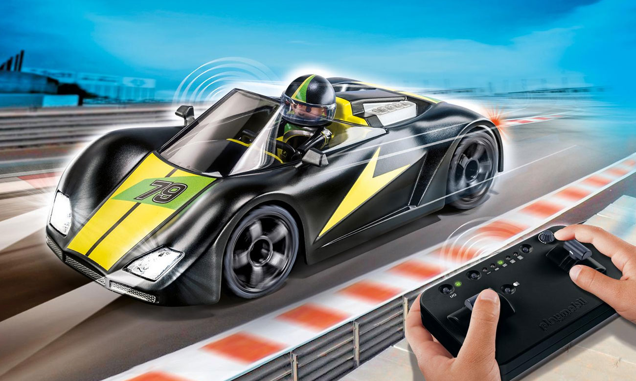 Wyścigówka rc Supersport PLAYMOBIL®