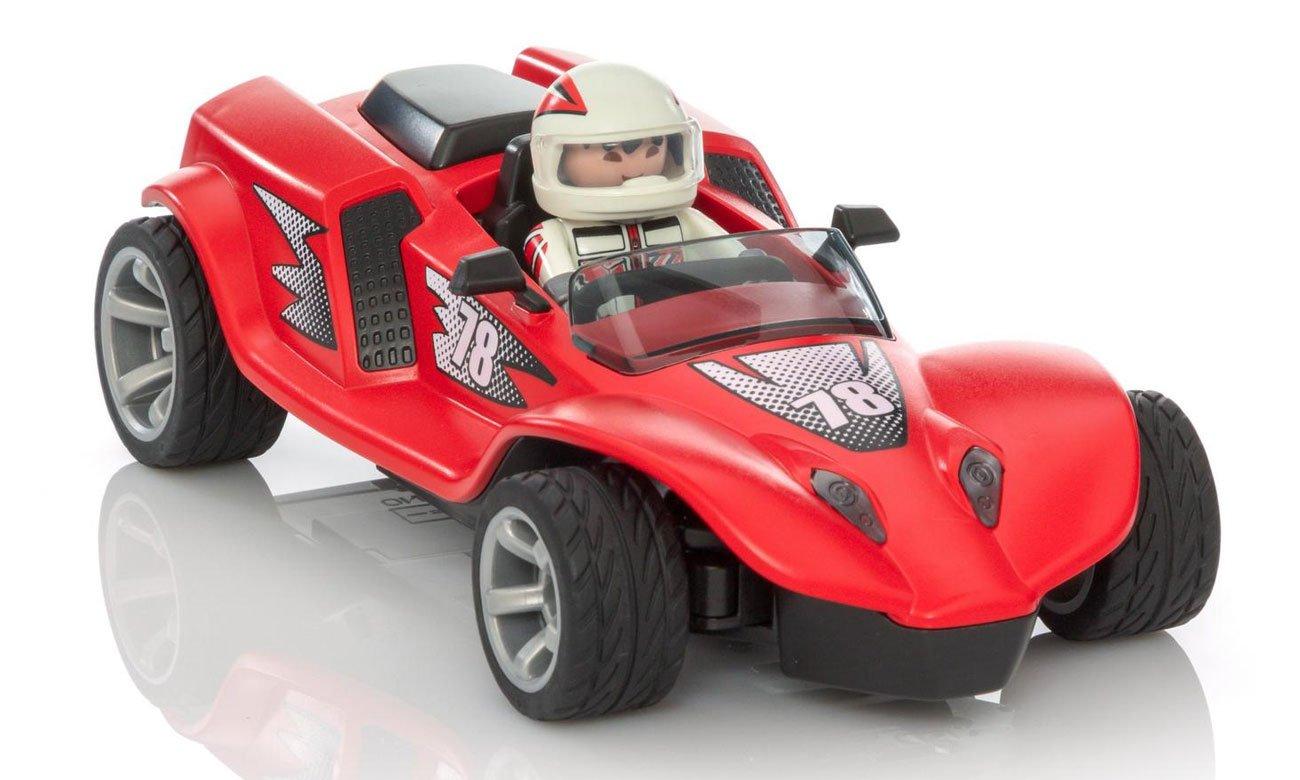 zdalnie sterowana wyścigówka playmobil