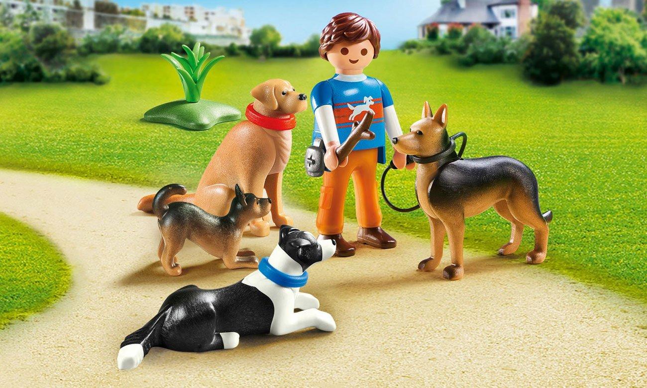 PLAYMOBIL® Trener psów 9279