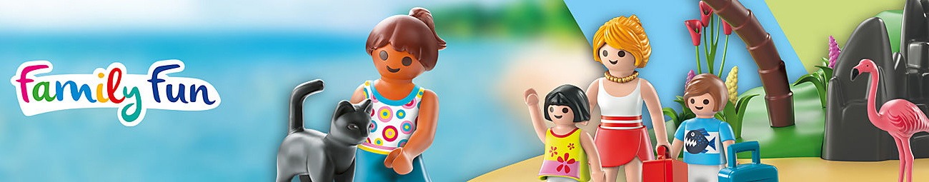 Klocki Playmobil family fun
