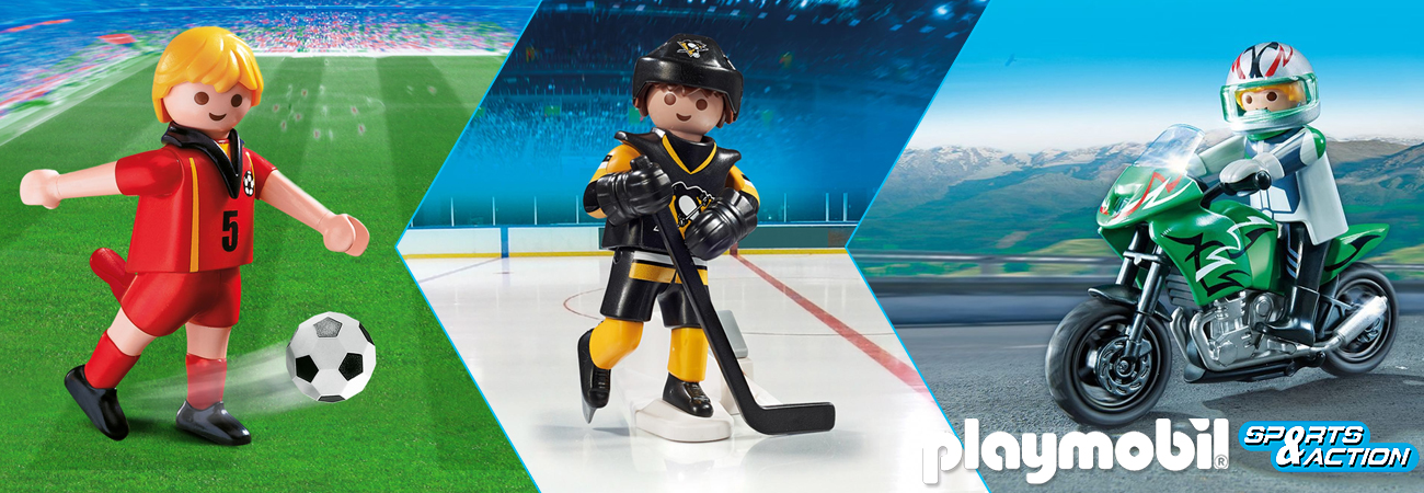 PLAYMOBIL® Sport & Action
