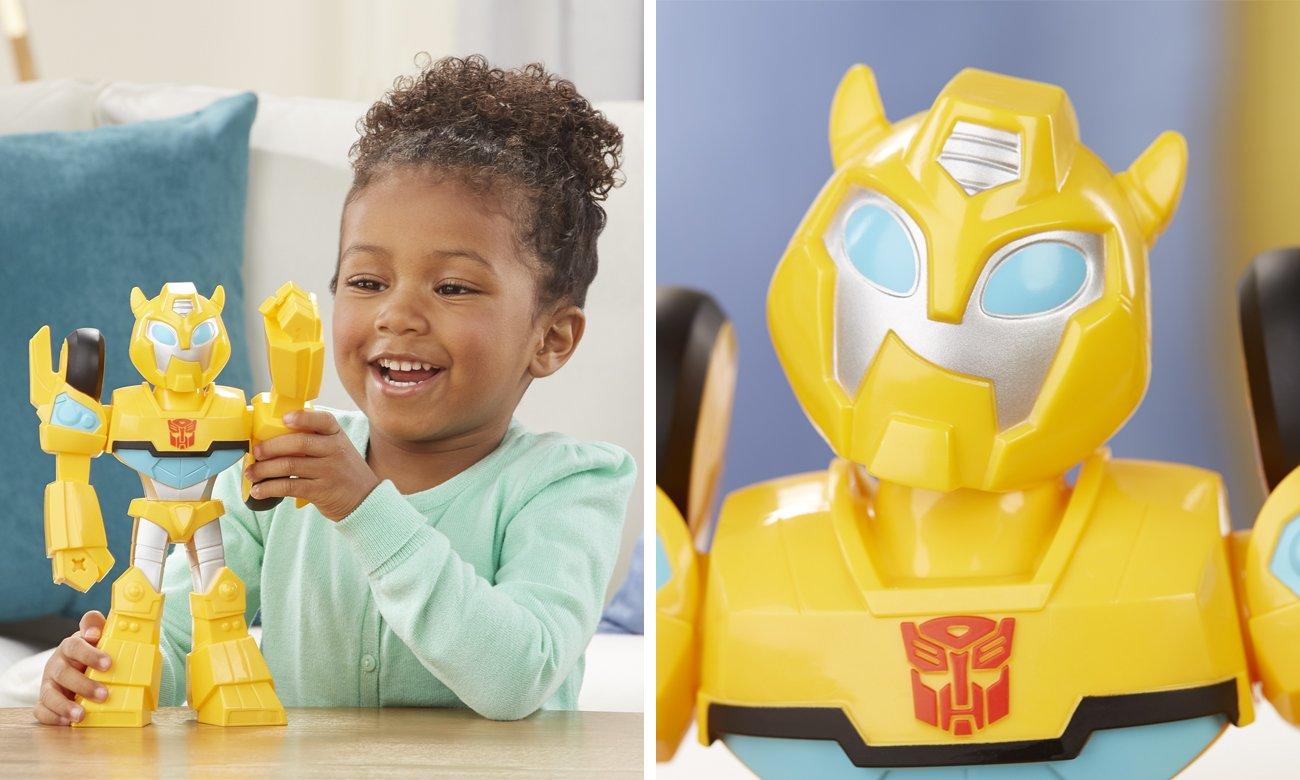 Playskool Transformers Rescue Bots Academy Bumblebee